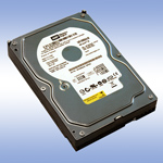 Жесткий диск SATA-II Western Digital 320Gb 7200rpm